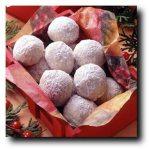 Butter Nut Snow Balls