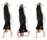 Three Months and 5000 Handstand Push-Ups