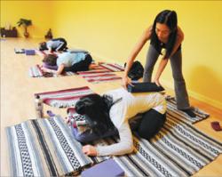 "Balance your ""yang"" workout with Yin Yoga"